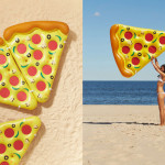 Pizza Slice Pool Float for Summer