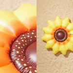 Sunflower Pool Float for Summer