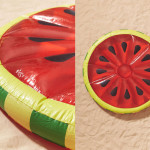 Watermelon Slice Pool Float for Summer