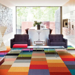 Colorful Modular Carpet Tiles from FLOR_2