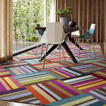 Colorful Modular Carpet Tiles from FLOR_5
