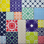 Colorful Patchwork Tiles from ArtTiles_2