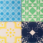 Colorful Patchwork Tiles from ArtTiles_5