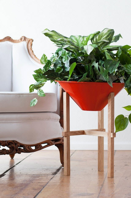 Simple and Colorful Garden Planters from Steellife_2