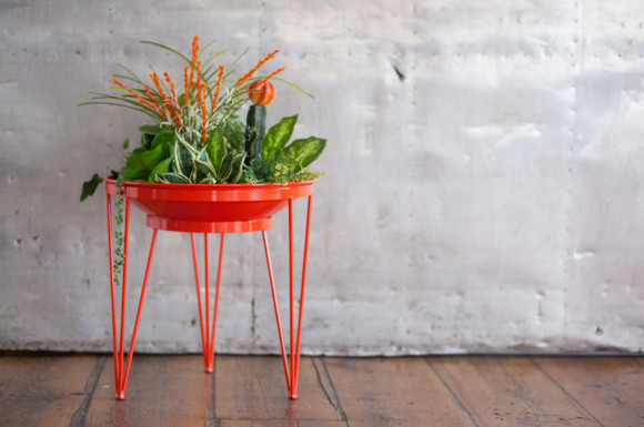 Simple and Colorful Garden Planters from Steellife_5