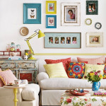 Colorful Boho Home Decor Ideas