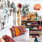 Colorful Boho Home Decor Ideas_1