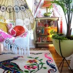 Colorful Boho Home Decor Ideas_12