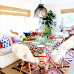 Colorful Boho Home Decor Ideas_14