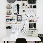 Practical, Creative, Decorative Pegboard Ideas