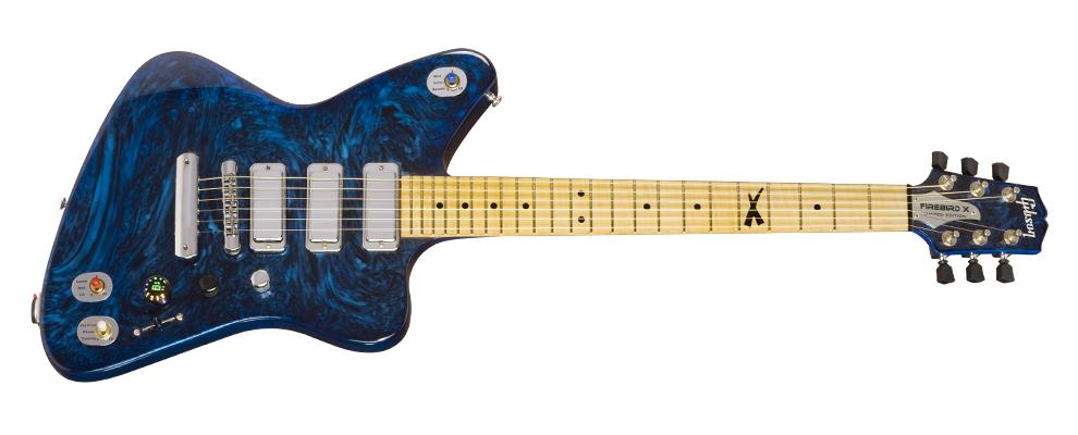 Gibson Limited Edition Firebird X Bluevolution