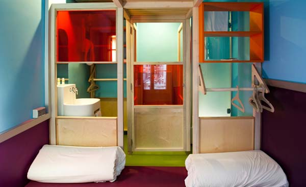 Colorful and eco-friendly hotel HI Matic Hotel