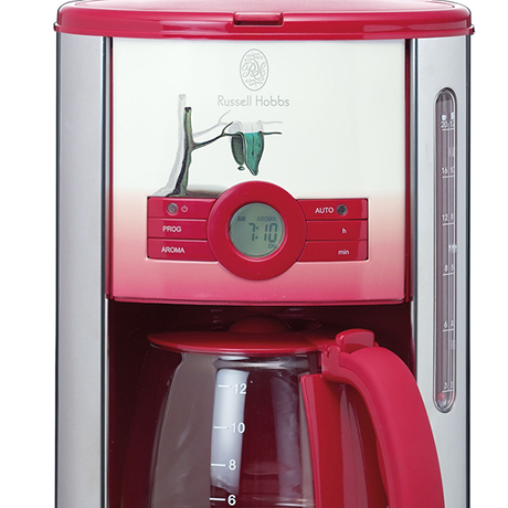 Russell Hobbs Dali Arts Collection Digital Coffee Maker