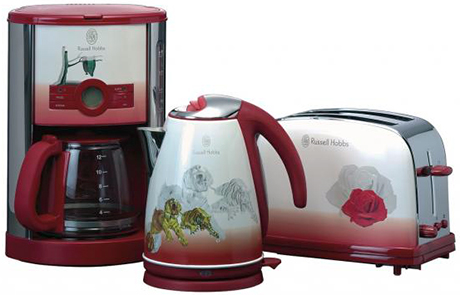 Appliances: Russell Hobbs Dali Arts Collection