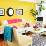 7 Simple and Colorful Living Rooms_2