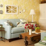 7 Simple and Colorful Living Rooms_3