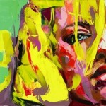 portraits capture by Francoise Nielly 1