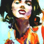 portraits capture by Francoise Nielly 2