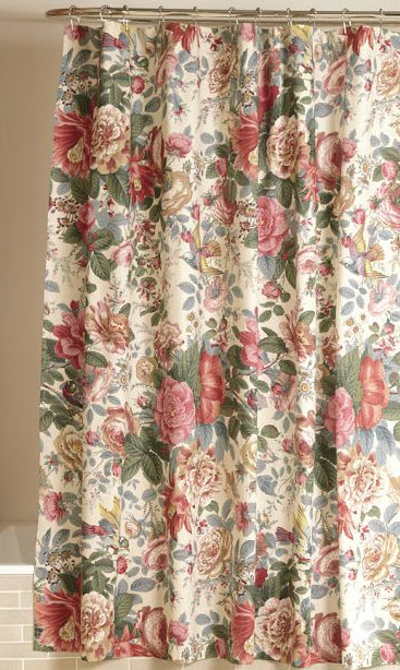 bright shower curtains 12 at in seven colors colorful
