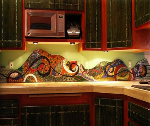 colorful kitchen backsplash pictures 1537 colorful kitchen backsplash