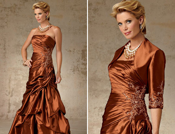 Light Mother of the Groom Dresses for Summer, Ball Gown