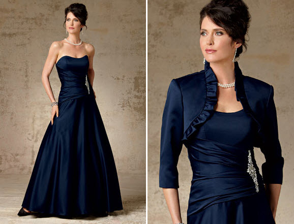 » Light Mother Of The Groom Dresses For Summer, Satin Ball