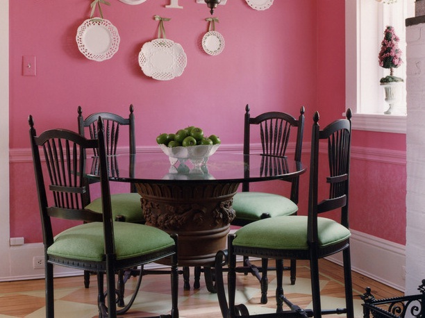 Dining room wall decor dining room paint ideas 20 at for Wall paint ideas for dining room