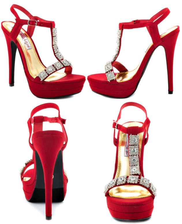 designer red wedding shoes - photo #5