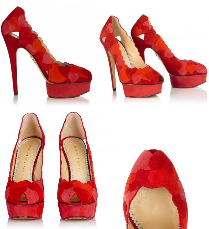 designer red wedding shoes - photo #6