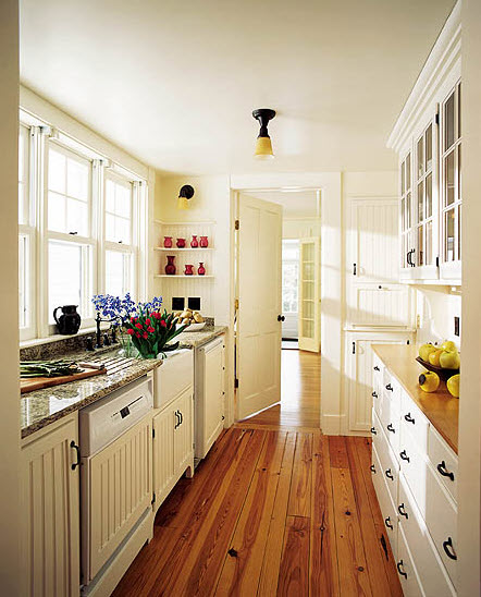 Small Galley Kitchen Designs