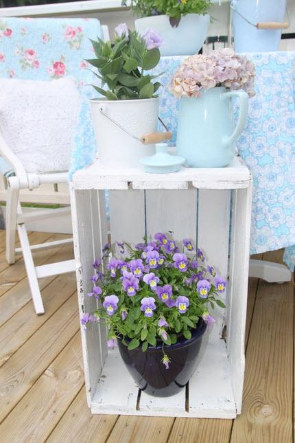 Unique Indoor Plant Container Ideas In Seven Colors