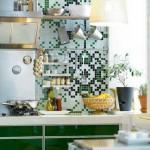 Colorful Kitchen Backsplash Pictures