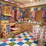 Colorful Kitchen Backsplash Pictures_1