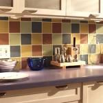 Colorful Kitchen Backsplash Pictures_14
