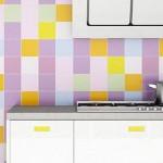 Colorful Kitchen Backsplash Pictures_2