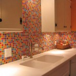 Colorful Kitchen Backsplash Pictures_22