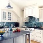 Colorful Kitchen Backsplash Pictures_28
