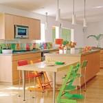 Colorful Kitchen Backsplash Pictures_29
