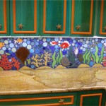 Colorful Kitchen Backsplash Pictures_31