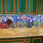 Colorful Kitchen Backsplash Pictures_31