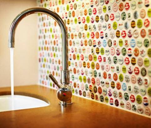Colorful Kitchen Backsplash Pictures_5