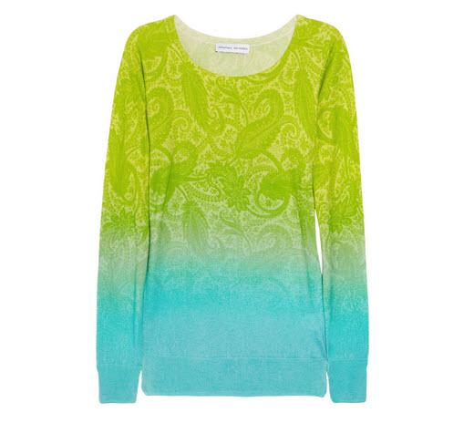 Bright Cashmere Sweaters