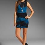 Camden Sun Ray Stripe Dress