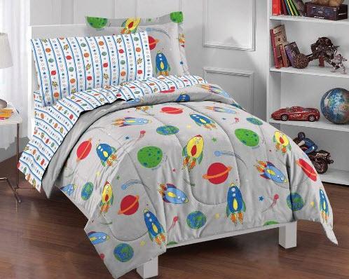 Colorful Bed Comforter Sets Full for Boy_4