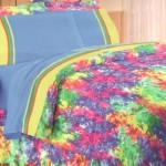 Colorful Bed Comforter Sets Full_10