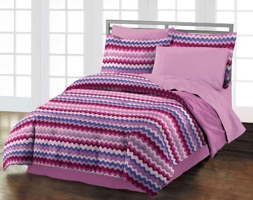 Colorful Bed Comforter Sets Full_4