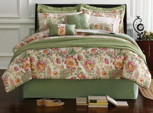 Colorful Bed Comforter Sets Full_7