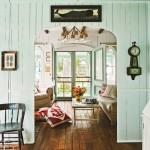 Nautical Cottage Decor Idea with Soft Blue Color
