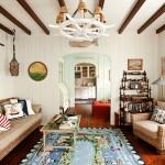 Nautical Cottage Decor Idea with Soft Blue Color_1