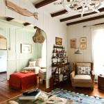 Nautical Cottage Decor Idea with Soft Blue Color_2